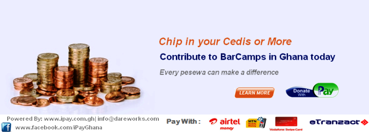 Support Barcamp Donate now