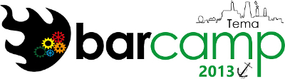 Register for Barcamp Tema 2013